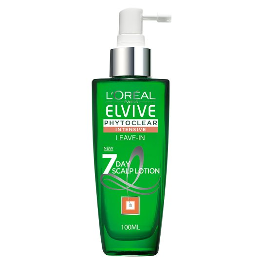 L'oreal Elvive Phytoclear Anti Dandruff Scalp Lotion 100Ml