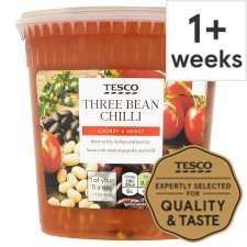 Tesco 3 Chilli Bean Soup 600G