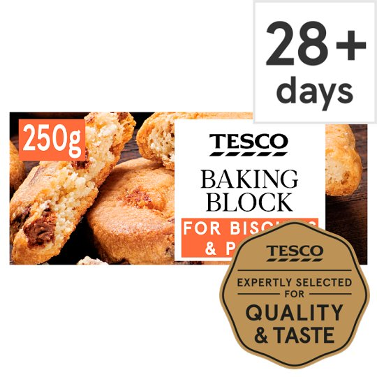 Tesco Baking Block 250G