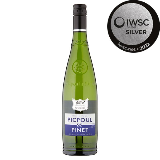 Tesco Finest Picpoul De Pinet 75Cl