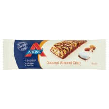 Atkins Coconut Almond Bar 60G