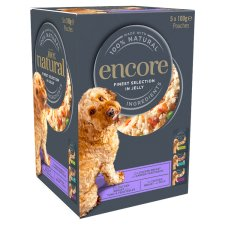 Encore Dog Food Finest Selection Pouches X100g