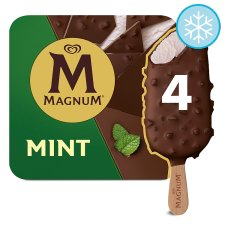 Magnum Mint Ice Cream 4 X100ml