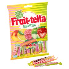 image 2 of Fruittella Duo Stix 160G ..