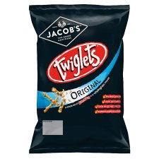 Jacobs Twiglets Snacks 150 G