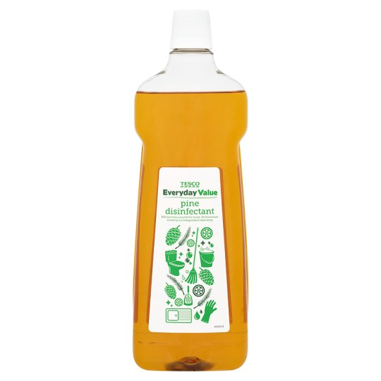 Tesco Everyday Value Disinfectant Pine 1 Litre