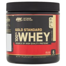 Optimum Gold Standard Vanilla Whey 176G