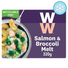 Weight Watchers Salmon & Broccoli Melt 320G