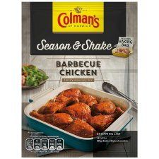 Colman's Season & Shake Bbq Chicken Mix 19G