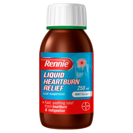 Rennie Liquid 250Ml
