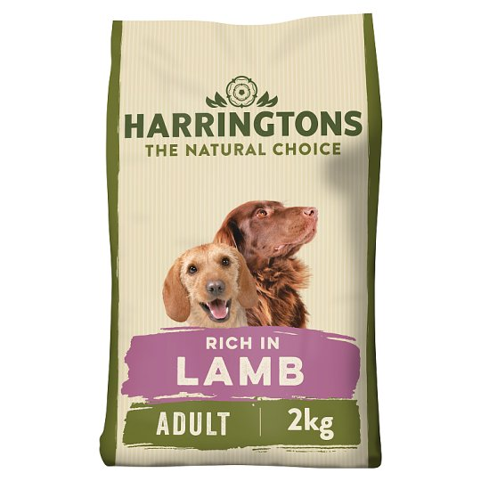 image 1 of Harringtons Lamb And Rice Dry Dog Food 2Kg
