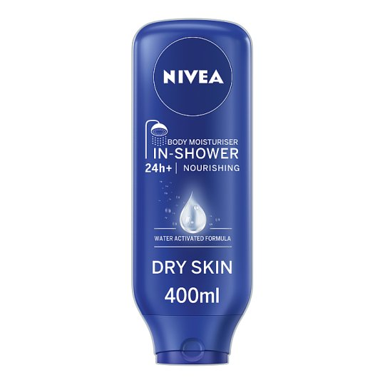 Nivea Body In Shower Moisturiser Rich 400Ml