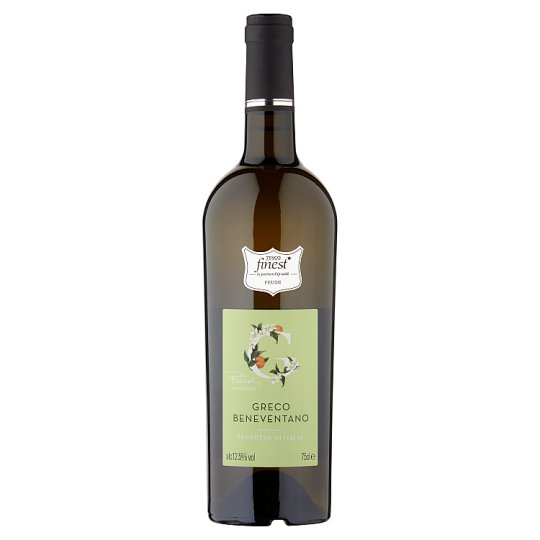 Tesco Finest Greco Igt Beneventano 75Cl
