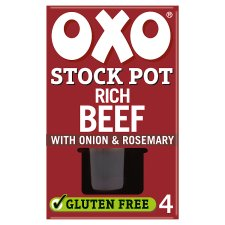 Oxo Stock Pot 4S Beef 80G