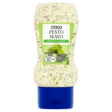 Tesco Pesto Mayonnaise 250Ml
