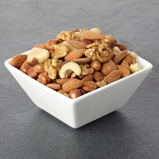 Tesco Organic Mixed Nuts 200G