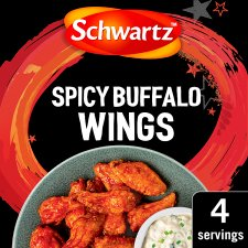 Schwartz Spicy Buffalo Wings Mix 30G