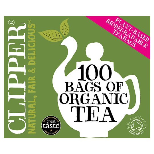 Clipper Organic Everyday 100 Teabags