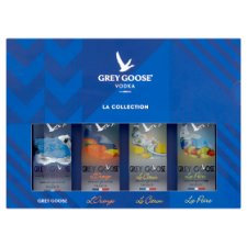 Grey Goose La Collection 4X5cl