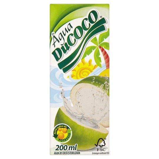 Ducoco Coconut Water 200Ml