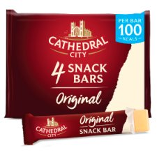 Cathedral City Snackbar Mature Cheddar 4X24g
