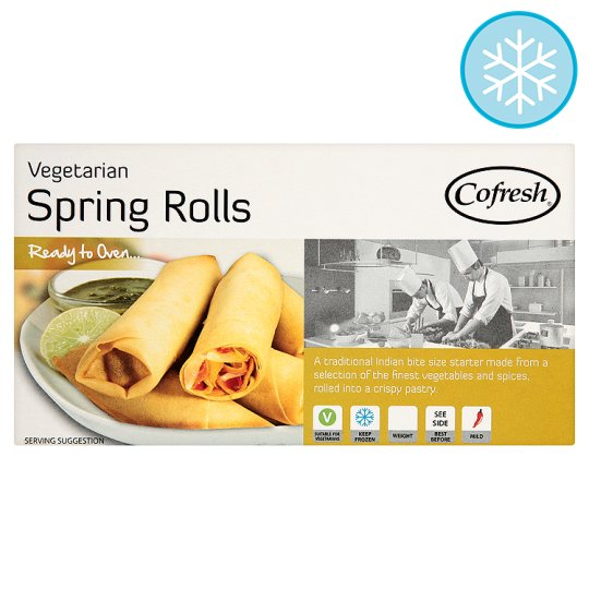 Cofresh Vegetarian Spring Rolls 270G