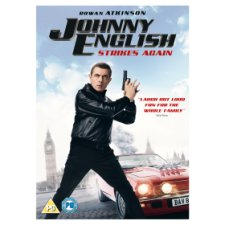 Johnny English 3 (Dvd Plus Dc)