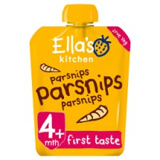 Ella's Kitchen Parsnips 70G