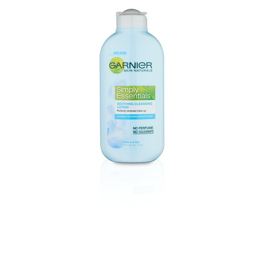 Garnier Skin Naturals Soothing Cleansing Lotion 200Ml