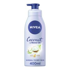 Nivea Coconut And Monoi Oil In Lotion 400Ml