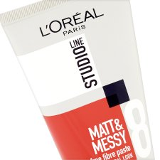 image 2 of L'Oreal Studio Line Matte And Messy Paste 150Ml