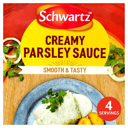 Schwartz Creamy Parsley Sauce 26G
