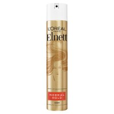 L'oreal Elnett Normal Strength Hair Spray 400Ml