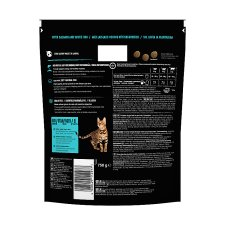 image 3 of Crave High Protein Dry Cat Food Salmon And Fish 750G