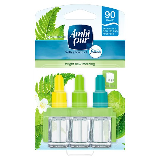 Ambi Pur 3Volution Fresh New Day Refill Air Freshener