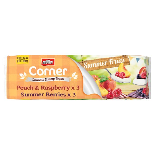 is muller fruit corner yogurt healthy is fruit salad healthy
