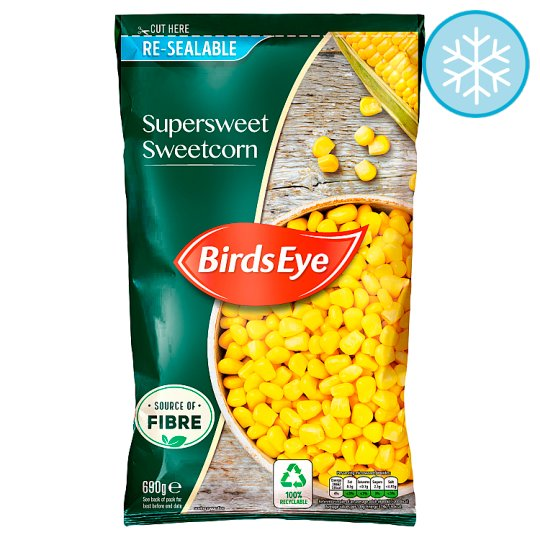 Birds Eye Sweetcorn 690G