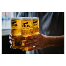 image 2 of Carling Lager 4X440ml