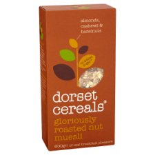 image 1 of Dorset Cereals Gloriously Nutty Muesli 600G