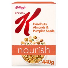Kelloggs Special K Nourish Nuts And Seed 440G