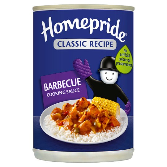 Homepride Bbq Can 400G