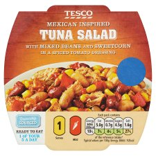 Tesco Tuna Salad Mexican 220G