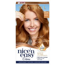 Clairol Nice 'N Easy Golden Auburn 8Wr Hair Dye