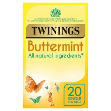 Twinings Buttermint Teabags 20'S