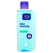 Clean And Clear Cleansing Lotion Sensitive 200Ml