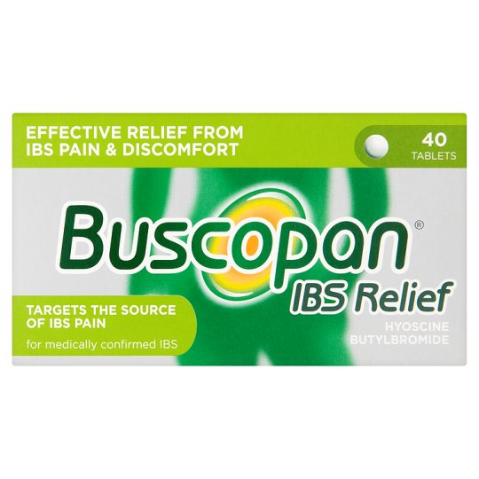 Buscopan Ibs Relief 40'S