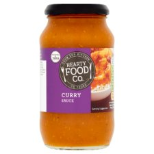 Hearty Food Co. Curry Sauce 440G