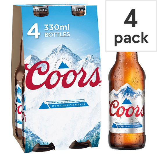 Coors Light 4X330ml