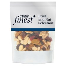 Tesco Finest Fruit And Nut 190G
