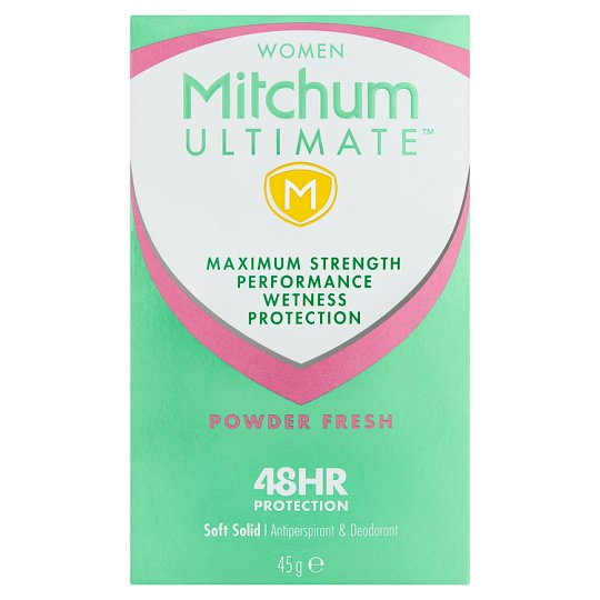 image 1 of Mitchum Ultimate Cream 45G Powder Fresh